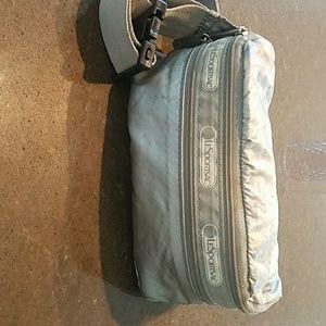 LeSportSac double zippered belt bag